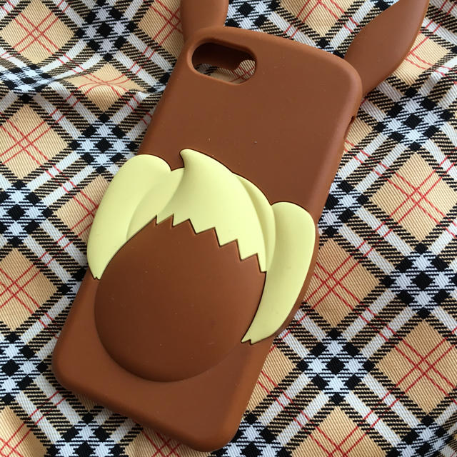防水 iphone7 ケース シリコン | ポケモン - イーブイ iPhoneケースの通販 by happy|ポケモンならラクマ
