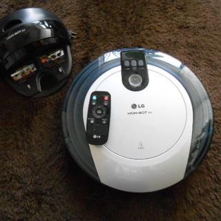 エルジーエレクトロニクス(LG Electronics)のお掃除ロボット リモコン付き LG HOM-BOT 2.0(掃除機)