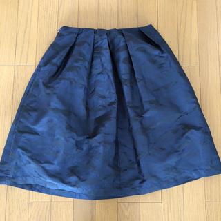 カーネリアン(carnelian)のcarnelian フレアースカート  (ひざ丈スカート)