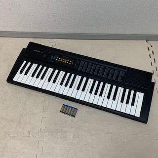 カシオ(CASIO)の全国送料無料!CASIO 49鍵盤 キーボード CTK-50(キーボード/シンセサイザー)