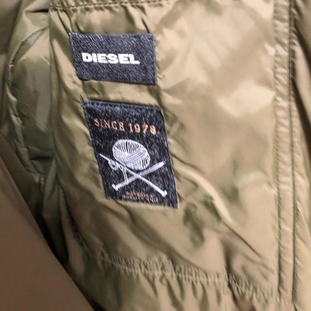 DIESEL(ディーゼル)のdiesel メンズのジャケット/アウター(その他)の商品写真