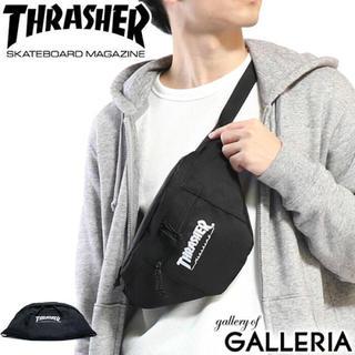 スラッシャー(THRASHER)のスラッシャー ウエストバッグ THRASHER ボディバッグ THRCD200(ボディバッグ/ウエストポーチ)