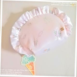 ジェラートピケ(gelato pique)のジェラートピケ❀Good sleepサテンポーチ(ポーチ)
