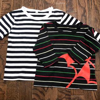 アーノルドパーマー(Arnold Palmer)のボーダーTシャツ90(Tシャツ/カットソー)