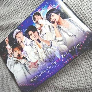 Sexy Zone - Welcome to Sexy Zone Tour【DVD】