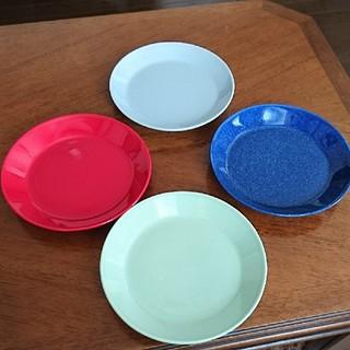 イッタラ(iittala)の未使用美品 イッタラ ティーマのプレート 4枚セット(食器)