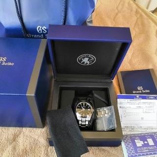 グランドセイコー(Grand Seiko)の【未使用品】グランドセイコーSBGV231 チタン (腕時計(アナログ))