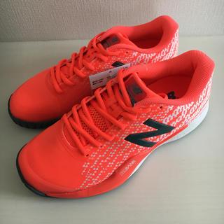 ニューバランス(New Balance)の新品 ニューバランス テニスシューズ WCH996 25cm レディース(シューズ)