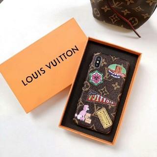 ルイヴィトン(LOUIS VUITTON)のLVケース iphonecaseアイフォンケース(iPhoneケース)