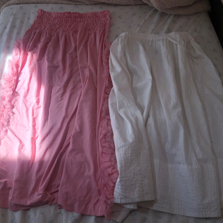 コムデギャルソン(COMME des GARCONS)のギャルソン スカートセット(ロングスカート)