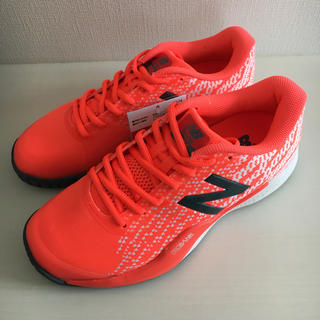 ニューバランス(New Balance)の新品 ニューバランス テニスシューズ WCH996 25.5cm レディース(シューズ)