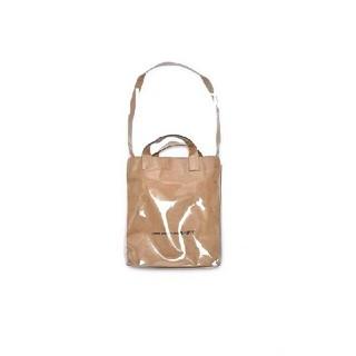 コムデギャルソン(COMME des GARCONS)の新品 コムデギャルソン  シャツ PVCトートバッグ ショルダーバッグ(トートバッグ)