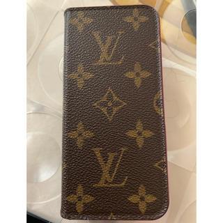 ルイヴィトン(LOUIS VUITTON)のLV☆ルイヴィトン☆iPhone6sケース(iPhoneケース)