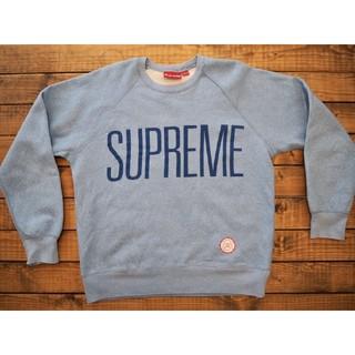 シュプリーム(Supreme)のシュプリーム(SUPREME)トレーナ(M)(スウェット)
