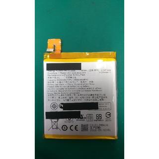 エイスース(ASUS)の新品未使用 Zenfone 3 Laser 内蔵バッテリー電池 ZC551KL(バッテリー/充電器)