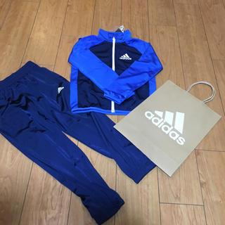 adidas - adidas アディダス ジャージ上下 120cm 定価5724円