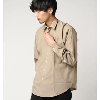 コモリ(COMOLI)のAURALEE ビッグシャツ オーラリー(シャツ)