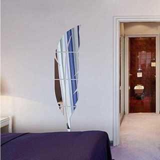ミラー ウォール ステッカー 割れない鏡(壁掛けミラー)