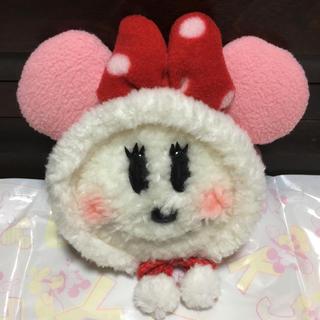 Disney - ディズニーミニーマウス ぬいぐるみ生地鏡