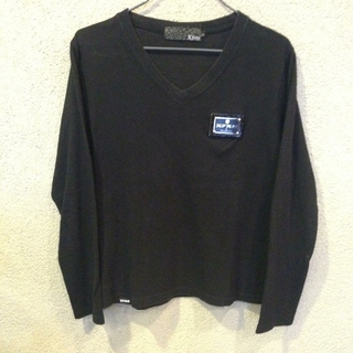 トランスフォーム(Xfrm)のXfrm カットソー サイズM(Tシャツ/カットソー(七分/長袖))