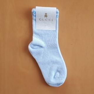 グッチ(Gucci)の子供 ソックス 新品 (靴下/タイツ)