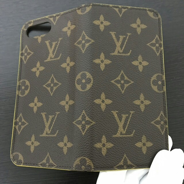 LOUIS VUITTON - 付属品付き☆☆☆LOUIS VUITTON iphone7 プラスケ-ス の通販 by アンクライン's shop|ルイヴィトンならラクマ
