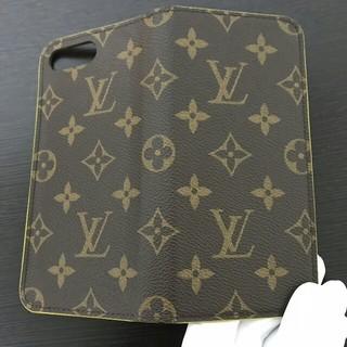 ルイヴィトン(LOUIS VUITTON)の付属品付き☆☆☆LOUIS VUITTON iphone7 プラスケ-ス (iPhoneケース)