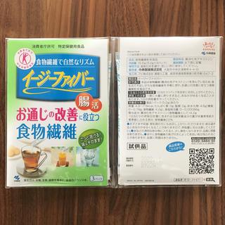 コバヤシセイヤク(小林製薬)の【新品/未使用】イージーファイバー(6パック)(ダイエット食品)