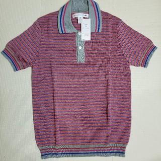 コムデギャルソン(COMME des GARCONS)のCOMME des GARCONS ポロシャツ XS(ポロシャツ)