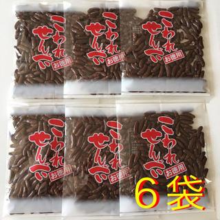 カメダセイカ(亀田製菓)の亀田製菓 ●柿の種  チョコ● 6袋(菓子/デザート)