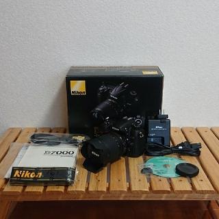 Nikon - Nikon D7000 18-105 VR レンズキット