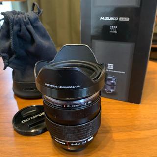 OLYMPUS - 中古品m.zuiko digital ED 12-40mm f2.8 pro