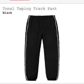 シュプリーム(Supreme)のtonal taping track pant  Lサイズ(その他)
