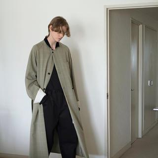 SUNSEA - SUNSEA pollys wool coat size3