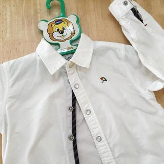 アーノルドパーマー(Arnold Palmer)のアーノルドパーマータイムレスキッズシャツ(ブラウス)