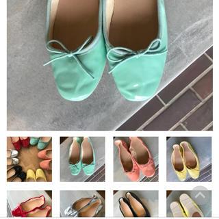 イエナ(IENA)のmite bellet  shoes今だけ価格(バレエシューズ)