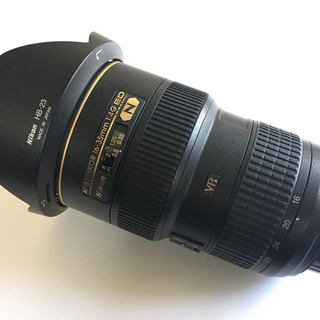 Nikon - Nikon 16-35 f4 保証残あり