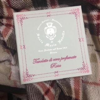 サンタマリアノヴェッラ(Santa Maria Novella)の新品未使用 サンタマリアノヴェッラ タボレッタ ローズ(アロマグッズ)