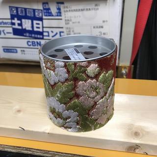 金華山 花かごワイン 新品 灰皿 デコトラ レトロ(トラック・バス用品)