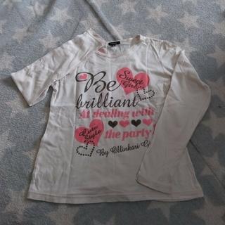 オリンカリ(OLLINKARI)のOLLINKARI  ロンT  150㌢(Tシャツ/カットソー)