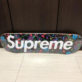 シュプリーム(Supreme)のSupreme Airbrushed フローラル skateboard デッキ(スケートボード)