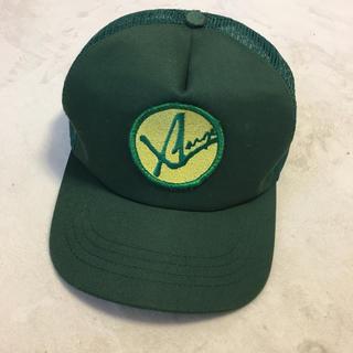 エクストララージ(XLARGE)のXLARGE キャップ 帽子 緑 グリーン(キャップ)