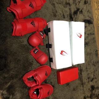 アディダス(adidas)のキックミット ボクシング セット(ボクシング)