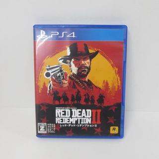 PlayStation4 -  rgm10022 PS4 ソフト レッド・デッド・リデンプション2