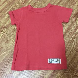 ディラッシュ(DILASH)のDILASH Tシャツ 100(Tシャツ/カットソー)