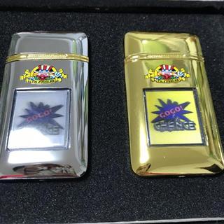 キタデンシ(北電子)のジャグラー ライター セット(パチンコ/パチスロ)