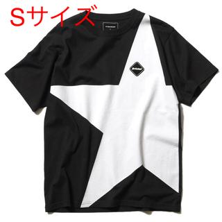 エフシーアールビー(F.C.R.B.)の【S】新品 FCRB BIG STAR TEE (Tシャツ/カットソー(半袖/袖なし))
