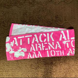 AAA -  AAA 10thタオル 桃