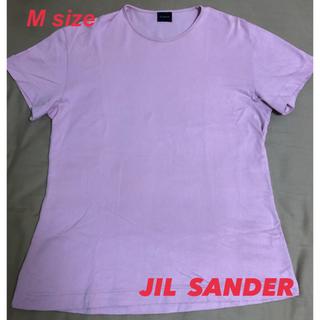 ジルサンダー(Jil Sander)のJIL SANDER ジルサンダー 半袖Tシャツ Mサイズ(Tシャツ/カットソー(半袖/袖なし))