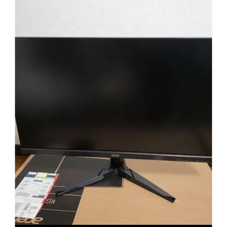 エイサー(Acer)のacer KG271Abmidpx  27(ディスプレイ)